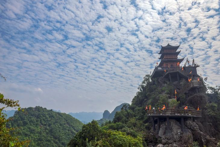 Khu Du lịch Tâm linh Chùa Tam Chúc – Nơi tổ chức Vesak 2019 - ảnh 3