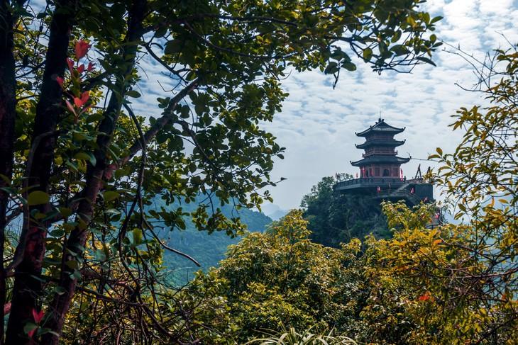 Khu Du lịch Tâm linh Chùa Tam Chúc – Nơi tổ chức Vesak 2019 - ảnh 4