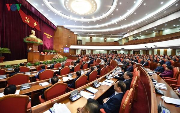 Hội nghị TƯ 10 bàn nhiều nội dung quan trọng của Đảng và đất nước - ảnh 1