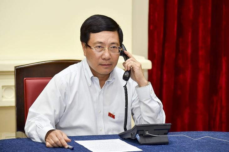 Việt Nam đề nghị Singapore điều chỉnh sau phát biểu của ông Lý Hiển Long - ảnh 1