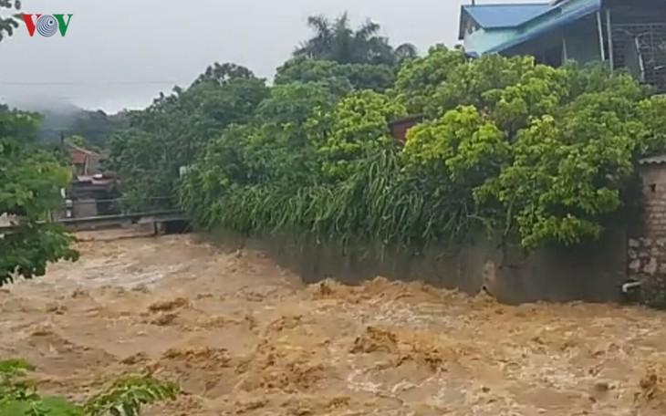 Công điện của Thủ tướng Chính phủ về tập trung ứng phó, khắc phục hậu quả mưa lũ do bão WIPHA - ảnh 1