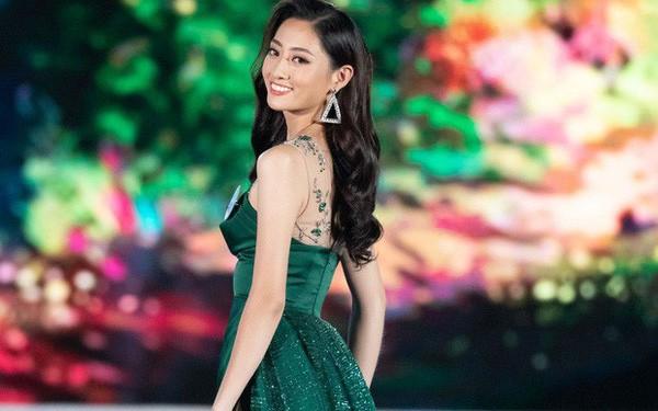 Người đẹp Lương Thùy Linh đăng quang Hoa hậu Thế giới Việt Nam 2019 - ảnh 1
