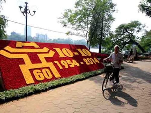 """Chương trình """"Doanh nhân Hà Nội với Thủ đô 60 năm"""