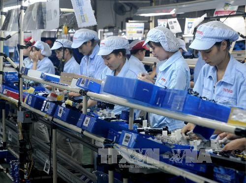 Việt Nam là điểm thu hút đầu tư của các hãng điện tử lớn  - ảnh 1