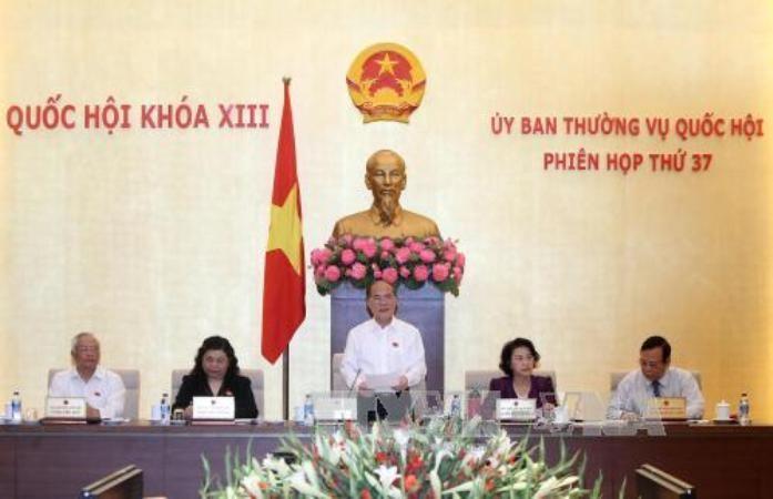 Chuẩn bị nhiều nội dung quan trọng của Kỳ họp thứ 9, Quốc hội khóa XIII - ảnh 1