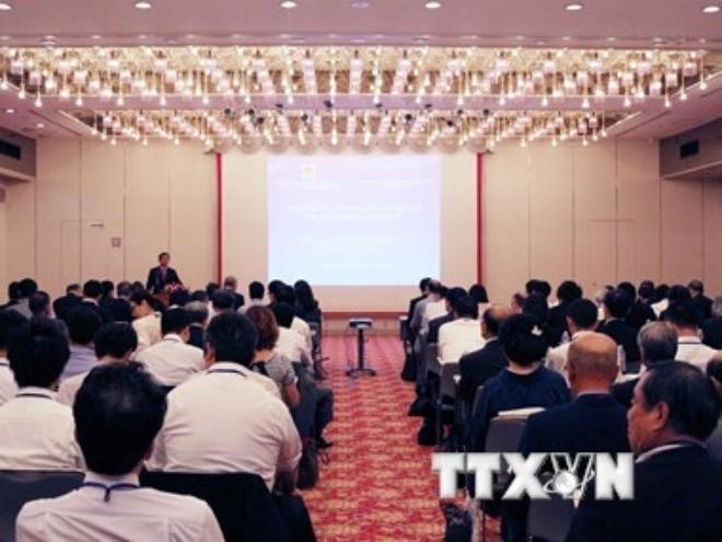 Nhật Bản: Hội thảo đầu tư tại Việt Nam ở Osaka  - ảnh 1