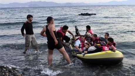 Hy vọng gì từ thỏa thuận di cư EU-Thổ Nhĩ Kỳ? - ảnh 1