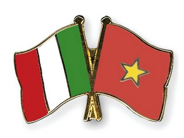 Động lực mới kết nối doanh nghiệp Việt Nam và Italia  - ảnh 1