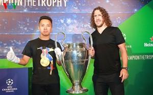 Đội tuyển Việt Nam sẽ tham dự Giải bóng đá quốc tế Myanmar 2016  - ảnh 1