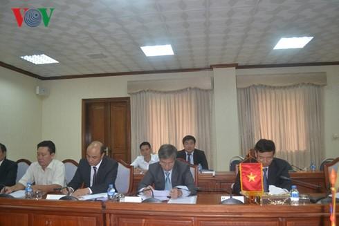 Việt Nam - Lào thúc đẩy hợp tác công tác đại biểu Quốc hội - ảnh 1