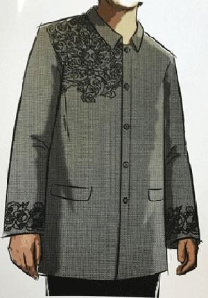 APEC 2017: Họa tiết hoa sen tạo điểm nhấn trên trang phục các nguyên thủ tại APEC 2017 - ảnh 1