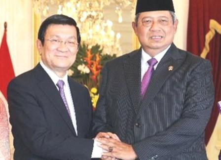 นิมิตรหมายแห่งประวัติศาสตร์ในความสัมพันธ์ระหว่างเวียดนามกับอินโดนีเซีย  - ảnh 1