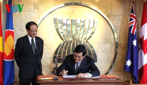 นิมิตรหมายแห่งประวัติศาสตร์ในความสัมพันธ์ระหว่างเวียดนามกับอินโดนีเซีย  - ảnh 2