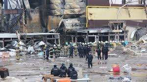 Tatarstan declares a day of mourning after the fire at Admiral  - ảnh 1