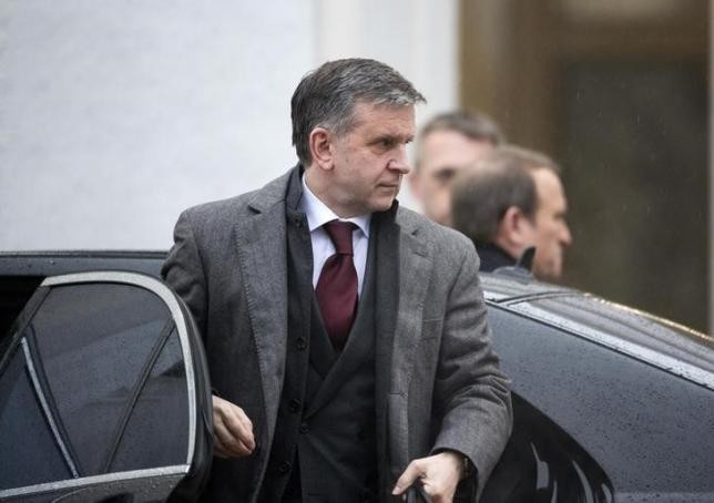 Ukraine rejects Russia's new ambassador   - ảnh 1