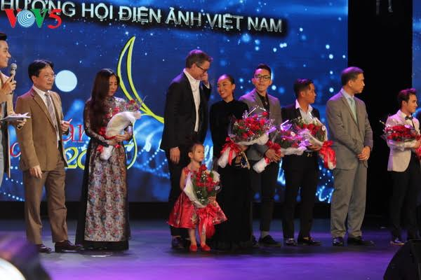 Golden Kite Awards 2016 - ảnh 1