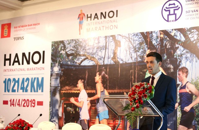 Hanoi to host International Marathon 2019  - ảnh 1