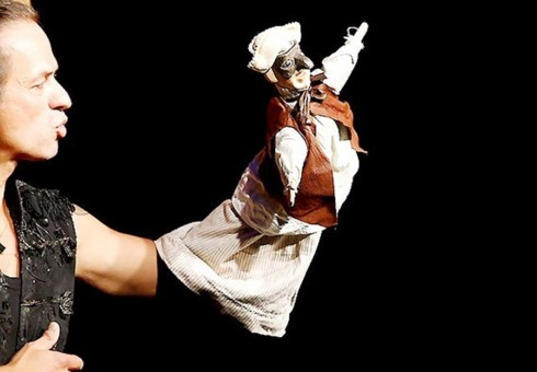 Hanoi hosts 5th international puppetry festival - ảnh 1