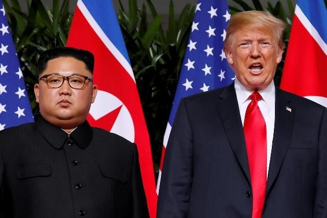 President Trump says US-DPRK summit to take place in Hanoi - ảnh 1
