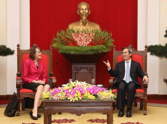Vietnam to boost comprehensive partnership with Canada - ảnh 1