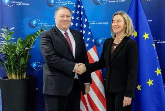 EU urges for restraint towards Iran - ảnh 1