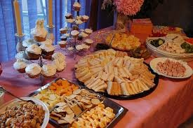 US Baby shower party - ảnh 3
