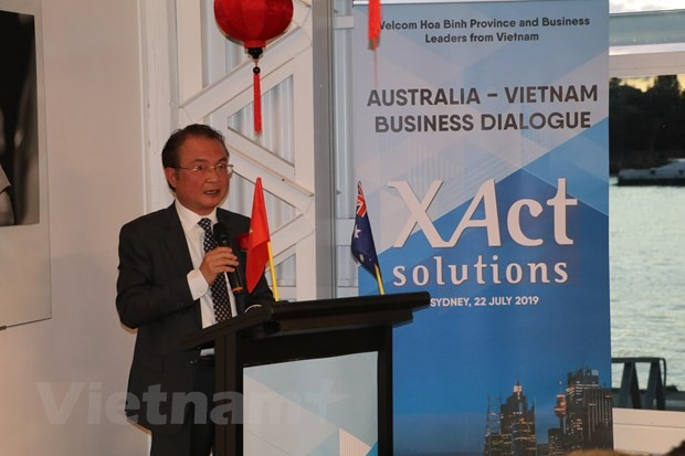 Vietnamese businesses promote investment cooperation in Australia - ảnh 1