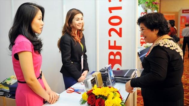 นักธุรกิจสิงคโปร์มีความเชื่อมั่นในศักยภาพระยะยาวของเวียดนาม - ảnh 1