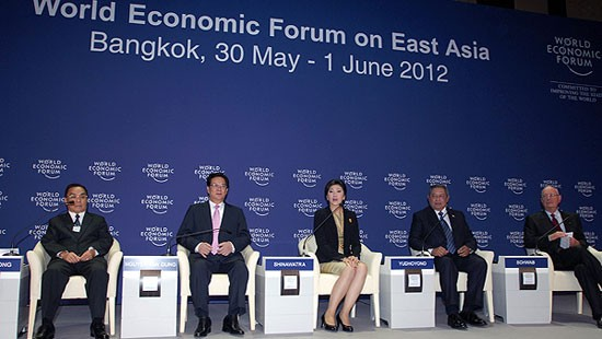 นายกรัฐมนตรีเวียดนามจะเข้าร่วมการประชุมสภาเศรษฐกิจโลกว่าด้วยเอเชียตะวันออกปี๒๐๑๓ - ảnh 1