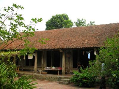 ร่วมกันอนุรักษ์คุณค่าของหมู่บ้านโบราณĐường Lâm - ảnh 1