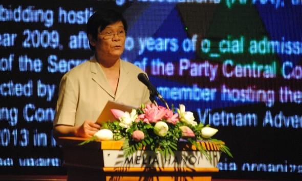 เวียดนามจะเป็นเจ้าภาพจัดการประชุมใหญ่เกี่ยวกับการโฆษณาเอเชีย - ảnh 1