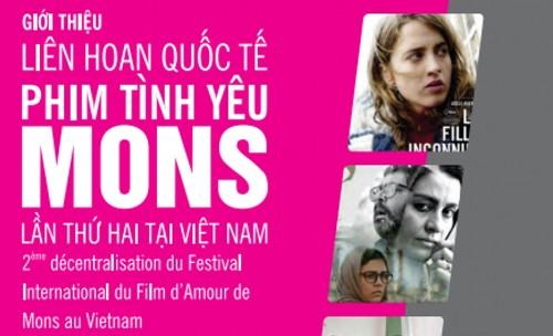 Liên hoan phim quốc tế tình yêu (FIFA Mons) 2017 sẽ được tổ chức tại Hà nội - ảnh 1