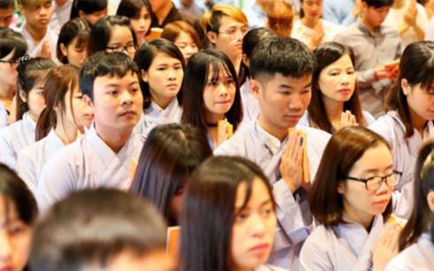 Phật tử Việt Nam tại Kitakyushu, Nhật Bản có nơi sinh hoạt tâm linh mới - ảnh 3