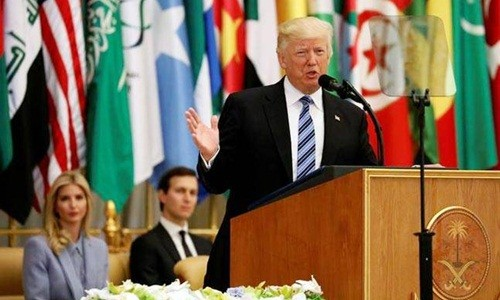 Mỹ không đứng ngoài cuộc khủng hoảng ngoại giao vùng Vịnh - ảnh 1