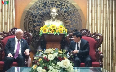 Đài Tiếng nói Việt nam sẽ tổ chức Lễ Kỷ niệm 100 năm Cách mạng Tháng Mười Nga - ảnh 1