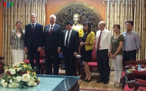 Đài Tiếng nói Việt nam sẽ tổ chức Lễ Kỷ niệm 100 năm Cách mạng Tháng Mười Nga - ảnh 2