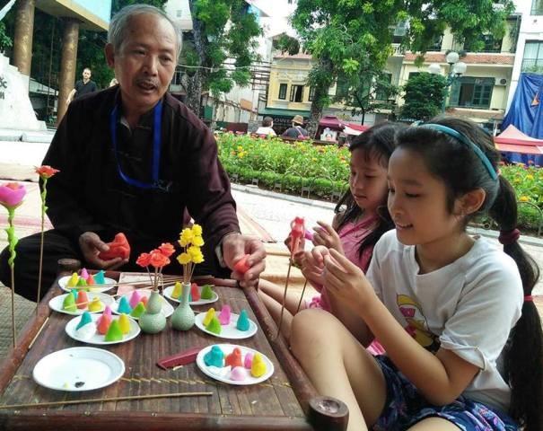 Tò he-nét đẹp dân gian Việt Nam cần được gìn giữ - ảnh 3