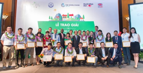 Hỗ trợ các doanh nghiệp khởi nghiệp với sáng kiến ứng phó biến đổi khí hậu tại Việt Nam  - ảnh 1