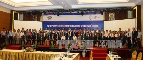 Khai mạc Hội nghị các quan chức cao cấp APEC về quản lý thiên tai  - ảnh 1