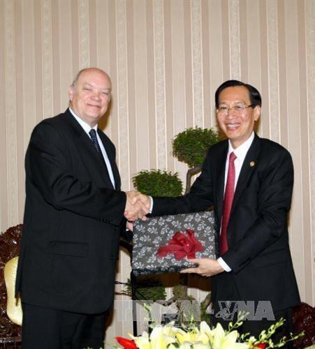 Thúc đẩy hợp tác kinh tế thương mại giữa Thành phố Hồ Chí Minh và Cuba    - ảnh 1