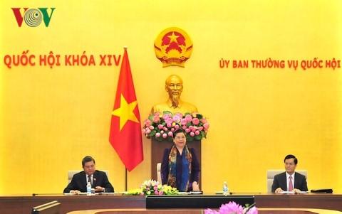 Phó Chủ tịch Thường trực Quốc hội Tòng Thị Phóng chủ trì Lễ ra mắt Ban Tổ chức APPF - 26 - ảnh 1