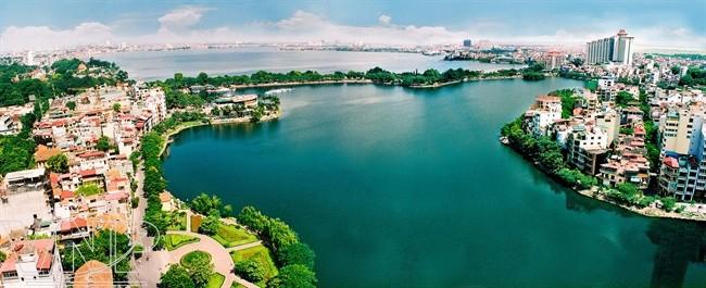 Đánh thức tiềm năng du lịch vùng Hồ Tây - ảnh 1