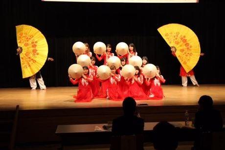 Sinh viên Nhật Bản thi hùng biện tiếng Việt - ảnh 2