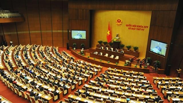 Quốc hội thảo luận dự án Luật tố cáo (sửa đổi) - ảnh 1