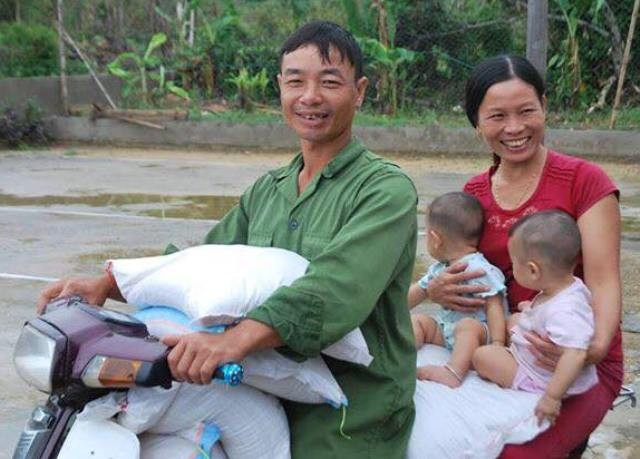 Ấm lòng những sẻ chia của người Việt xa xứ với người dân vùng lũ - ảnh 8