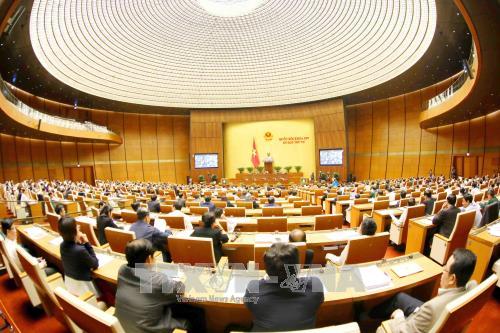 Quốc hội sẽ dành 3 ngày chất vấn người đứng đầu các ngành - ảnh 1