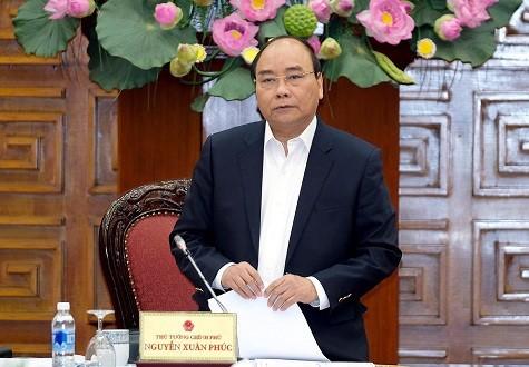 Thủ tướng Nguyễn Xuân Phúc làm việc với tỉnh An Giang và Lào Cai - ảnh 1
