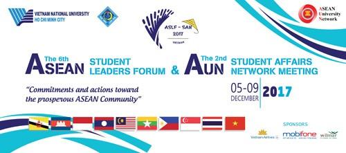Sinh viên ASEAN hướng đến cộng đồng chung thịnh vượng - ảnh 1