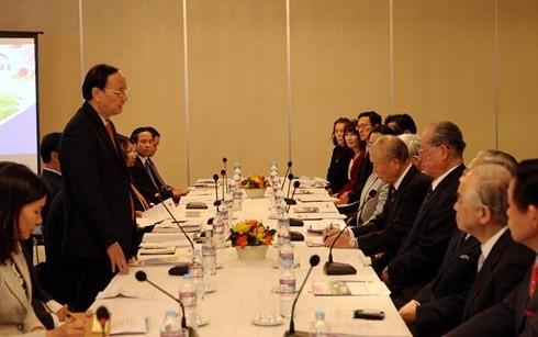 Việt Nam- Nhật Bản thúc đẩy ngoại giao nhân dân - ảnh 1