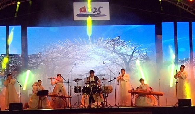 Khai mạc sự kiện ngày Hàn Quốc tại Quảng Nam - ảnh 1